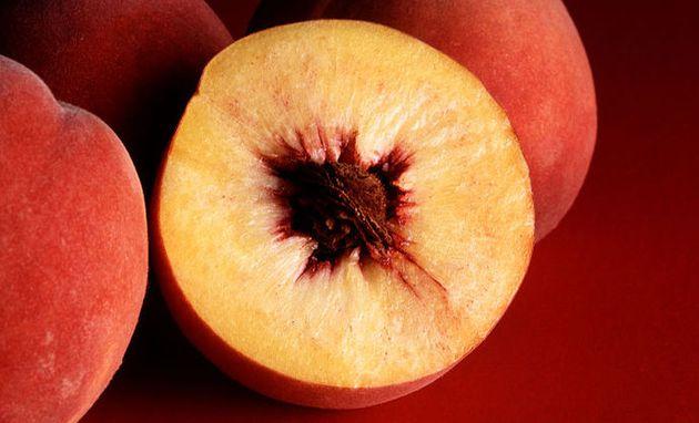 Маски из персика