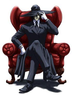 Если я стану аниме - злодеем...